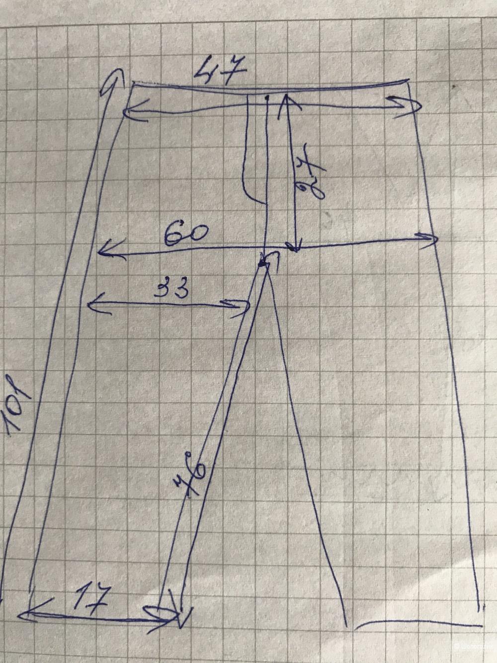 Брюки мужские DESICA DESIDERIO CAMPANO на 50-52 размер