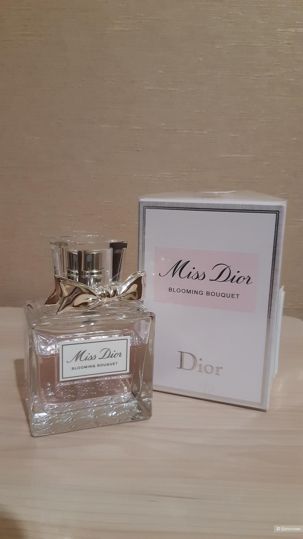 ТУАЛЕТНАЯ ВОДА DIOR Miss Dior Blooming Bouquet (2/3 от 50мл)