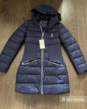Куртка U.S. Polo, размер 44.