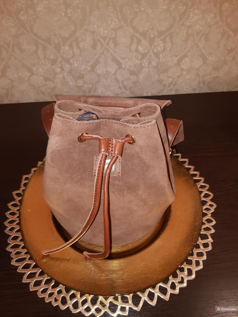 Рюкзак massimo dutti, размер средний