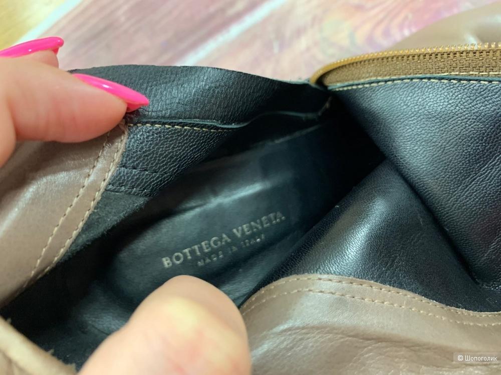 Кожаные ботильоны от Bottega Veneta 37/38