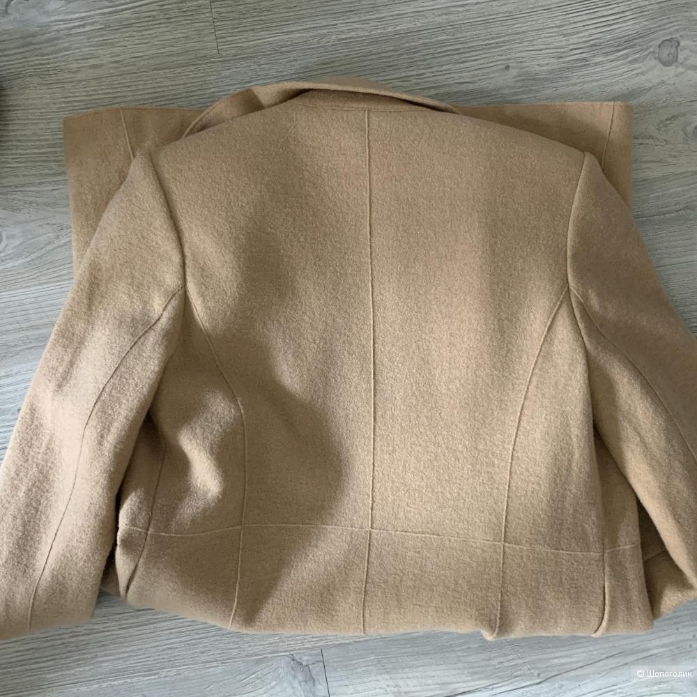 Пальто шерстяное Sensiana, р.40