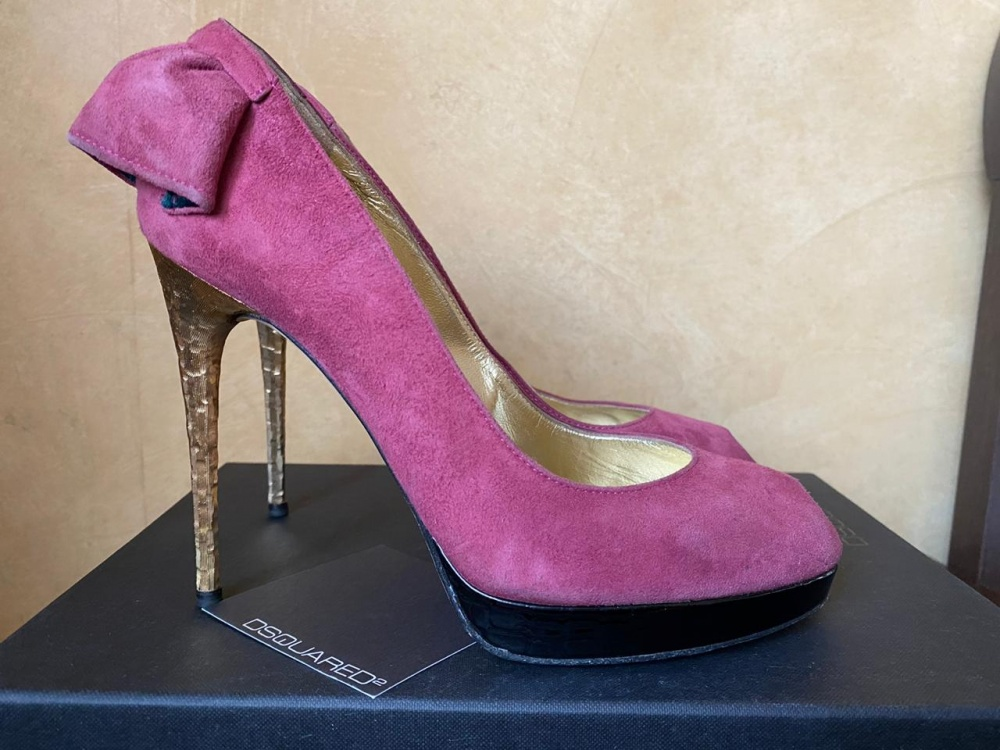 Туфли DSQUARED2, размер 37