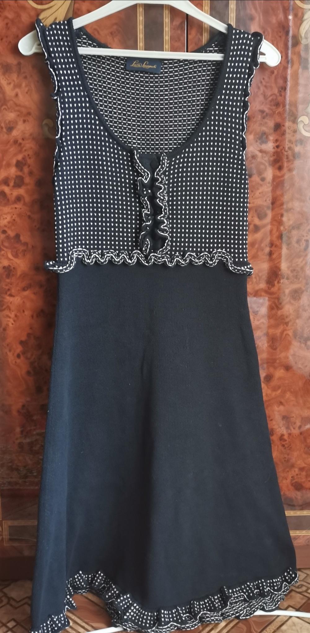 Платье Luisa Spagnoli, размер 42-44, 44 росс.