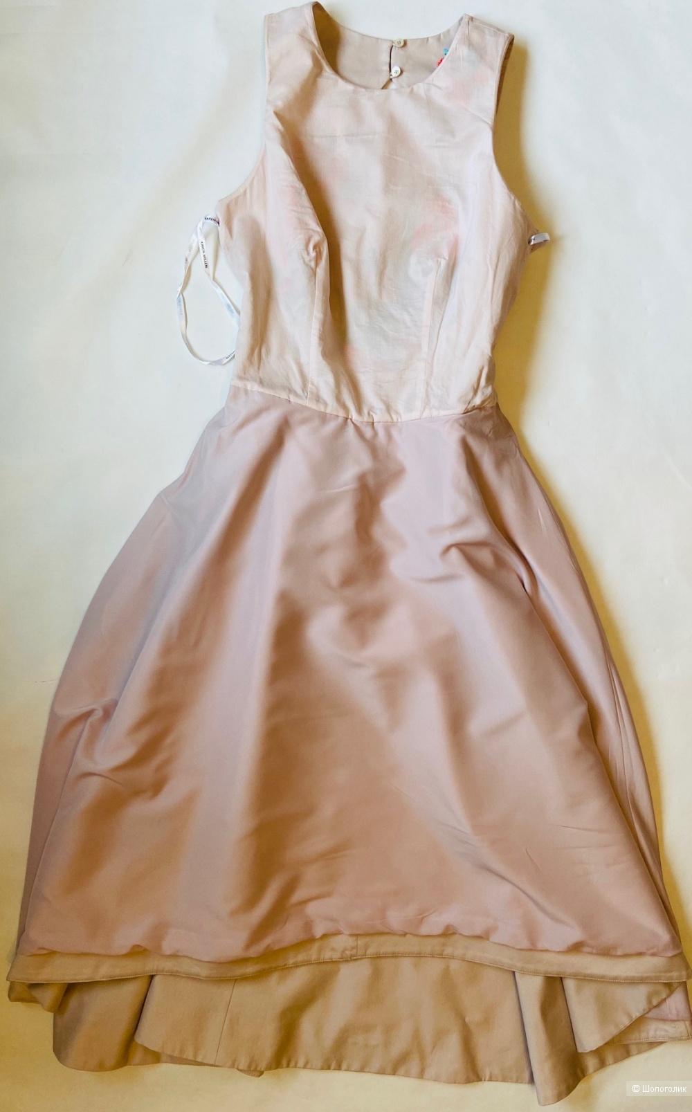 Платье Karen Millen  с пышной юбкой XS 40-42