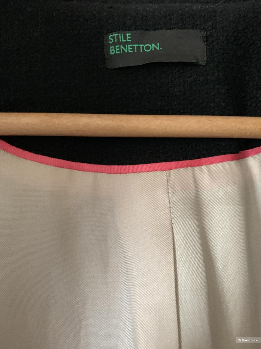 Пальто Benetton 44-46 размер