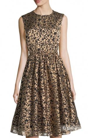 Жаккардовое платье от Catherine Malandrino M/L