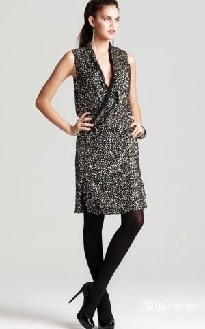 Платье в ретро стиле от Diane von Furstenberg M/L