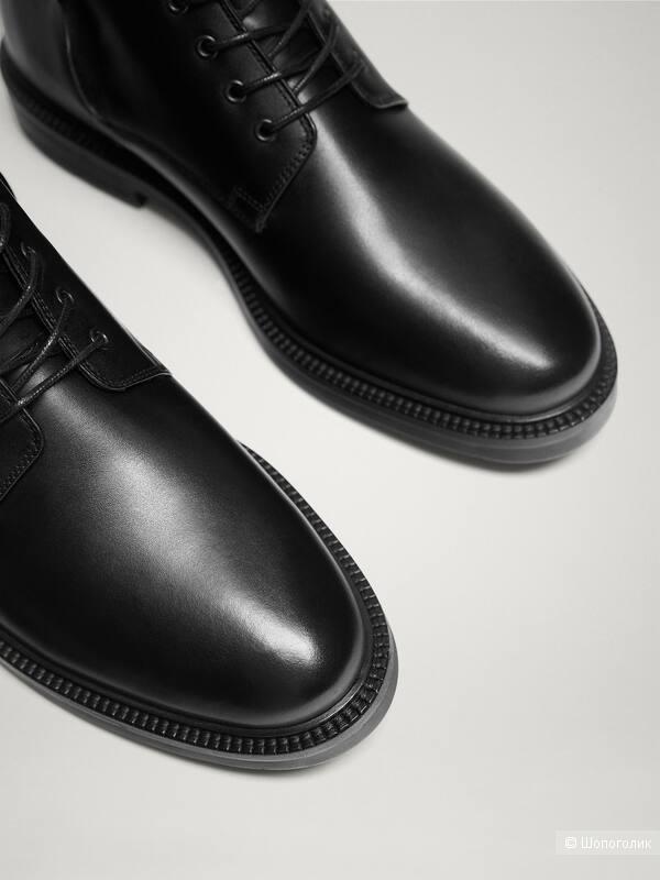 Мужские ботинки Massimo Dutti, на 40р