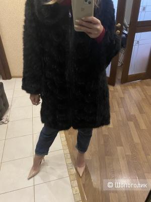 Норковая шуба 50-52 размер