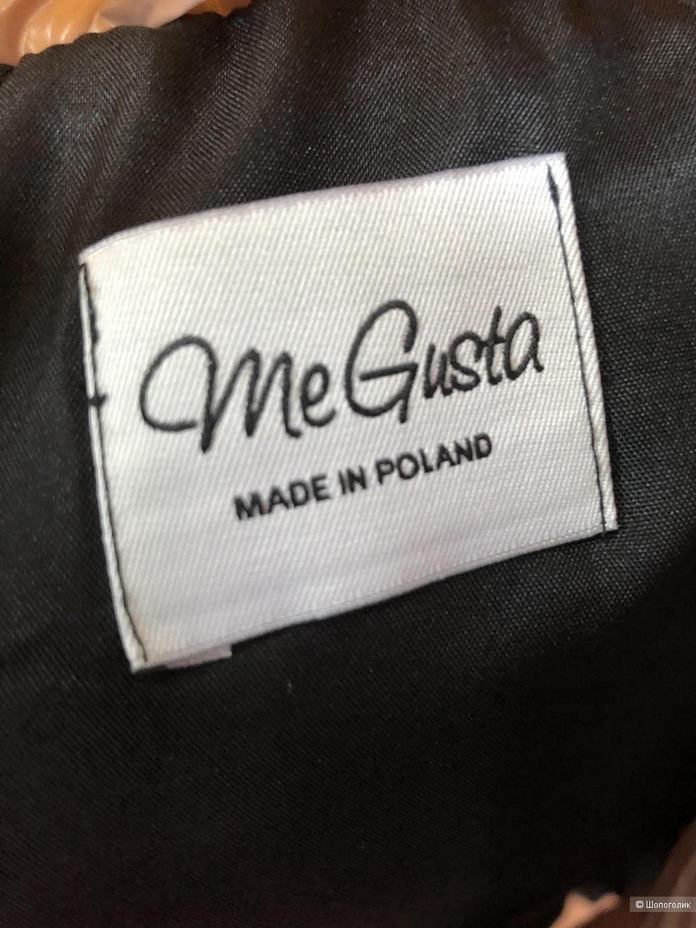 Куртка пуховик ME GUSTA, oversize