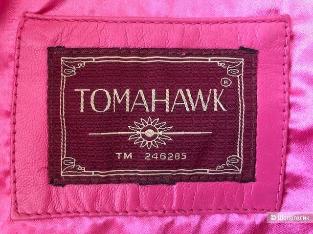 Кожаная куртка Tomahawk, 44-46