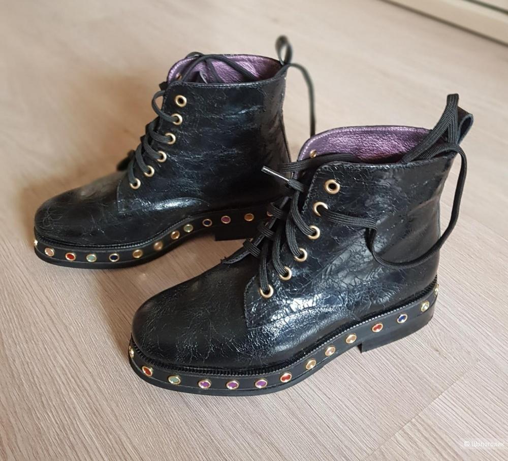 Ботинки RAS. Размер 35,5