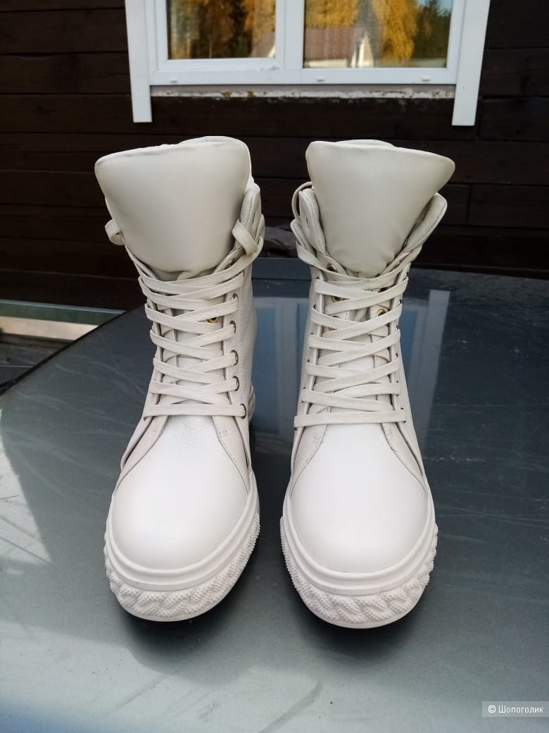Renzi сникерсы ботинки 38