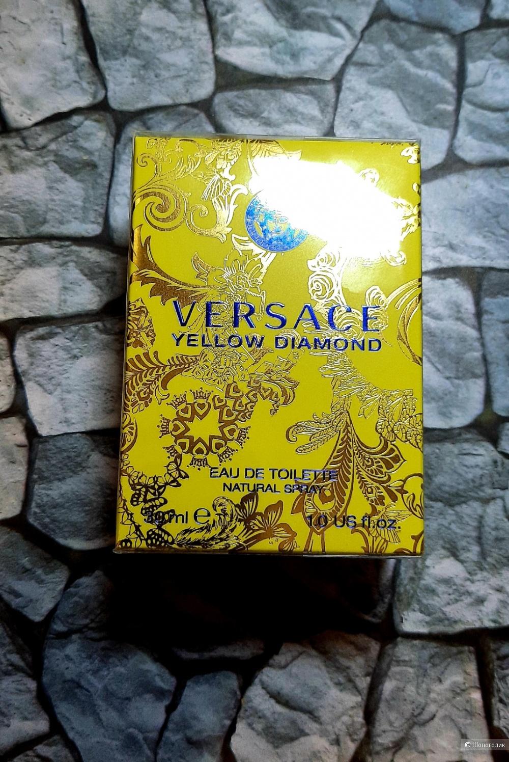 Туалетная вода  Yellow Diamond, Versace,30 мл.