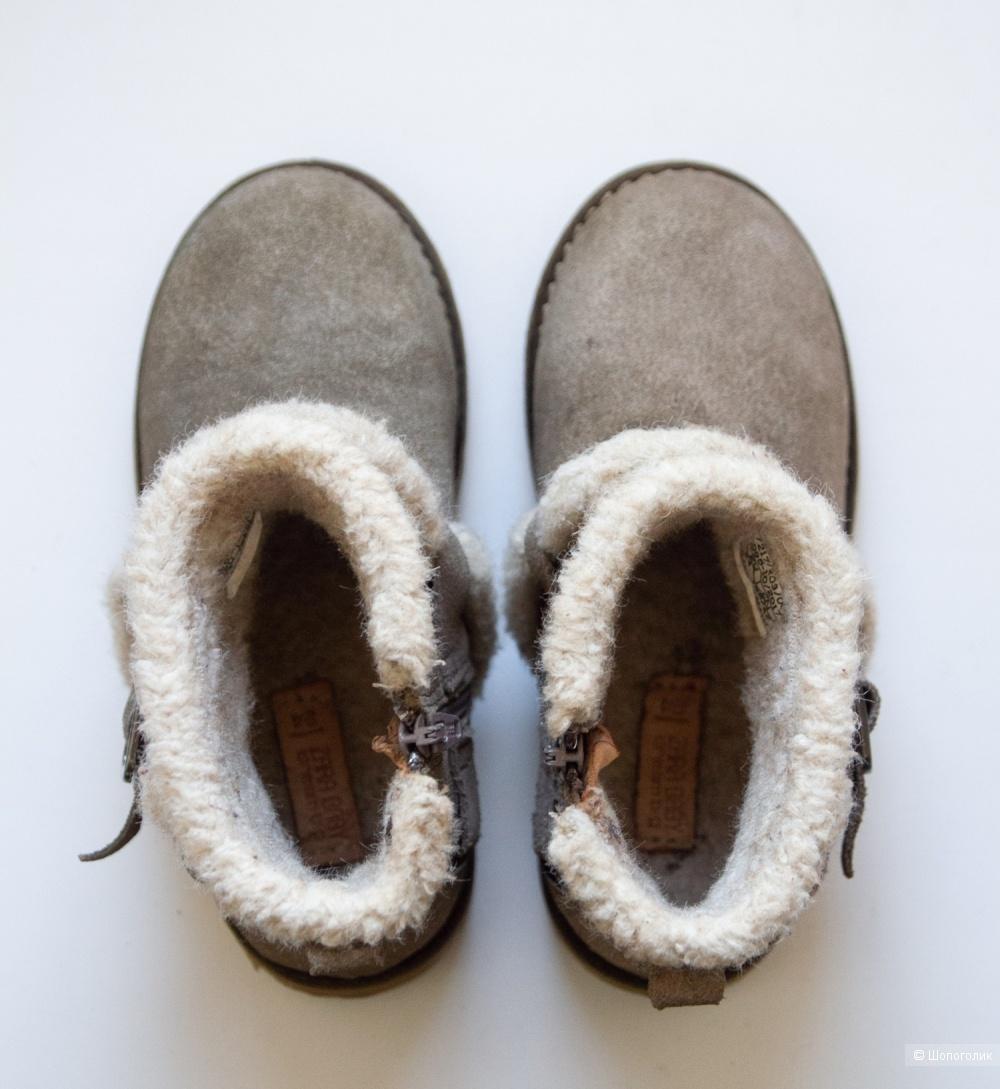Zara ботинки 24р.