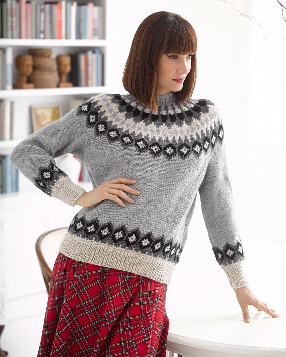 Пуловер Glenmuir 1891, размер  46/48.