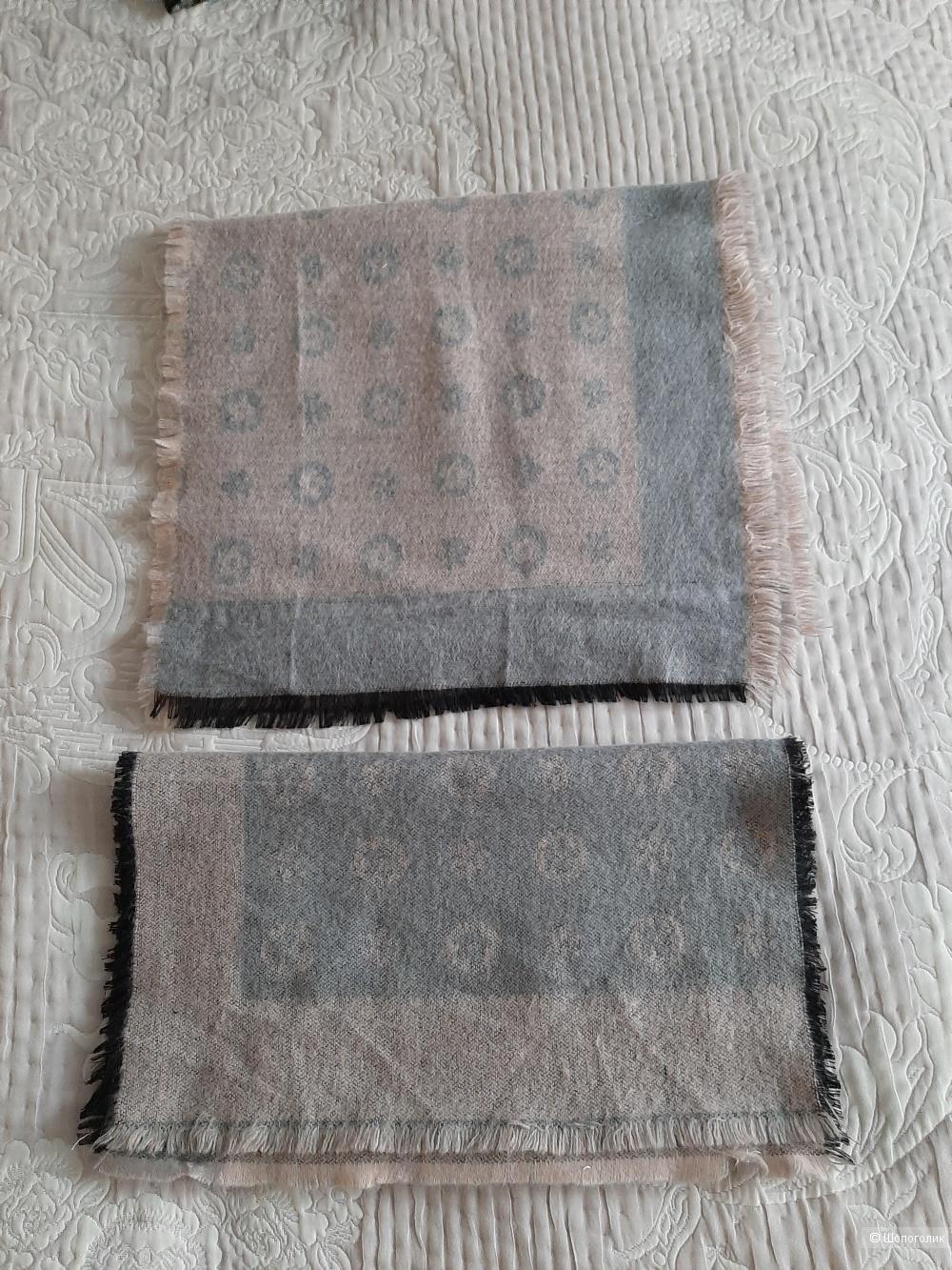 Сет из двух палантинов no name р.42×150