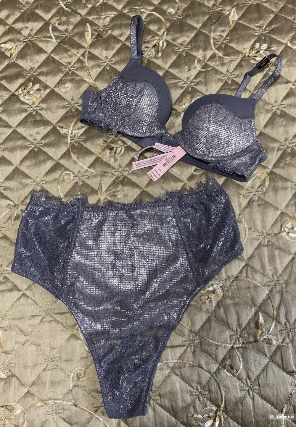 Комплект белья Victoria Secret р. 70/75 A/B, S