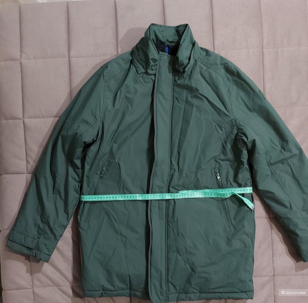 Зимняя итальянская мужская куртка ХХХl на 54-56 рр Новая