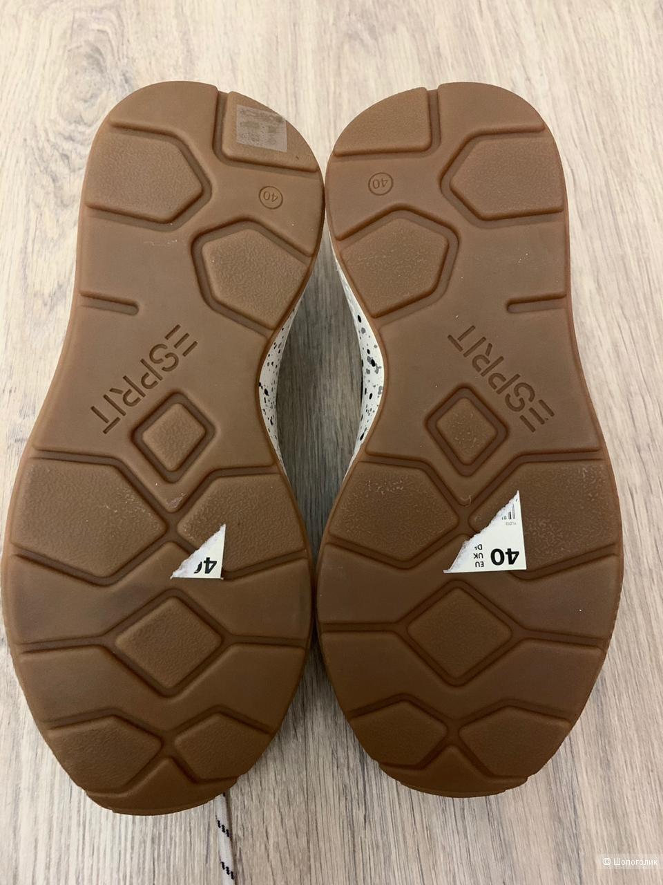 Esprit кроссовки 40