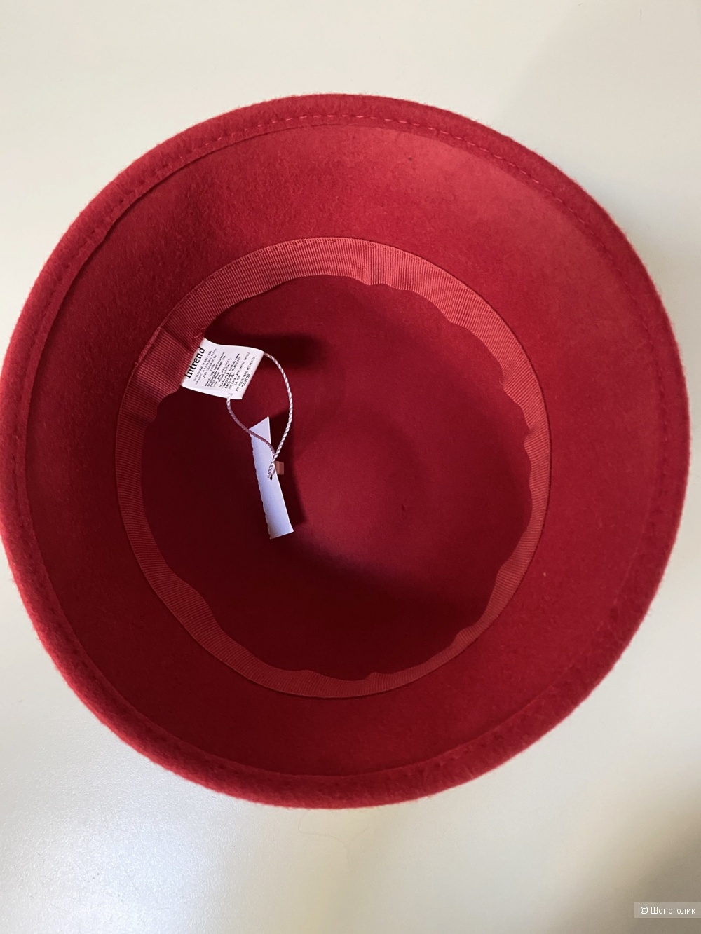 Шляпка Intrend Max Mara 56-57см.