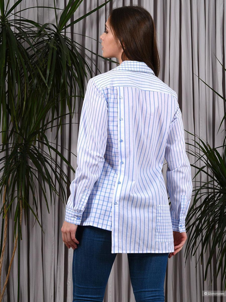 Рубашка OVALOVA, р-р 44 (рос)