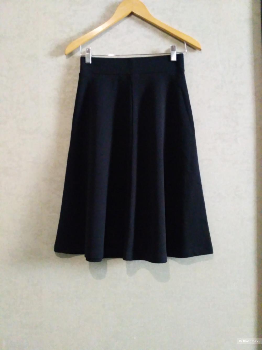 Uniqlo юбка из джерси р xs