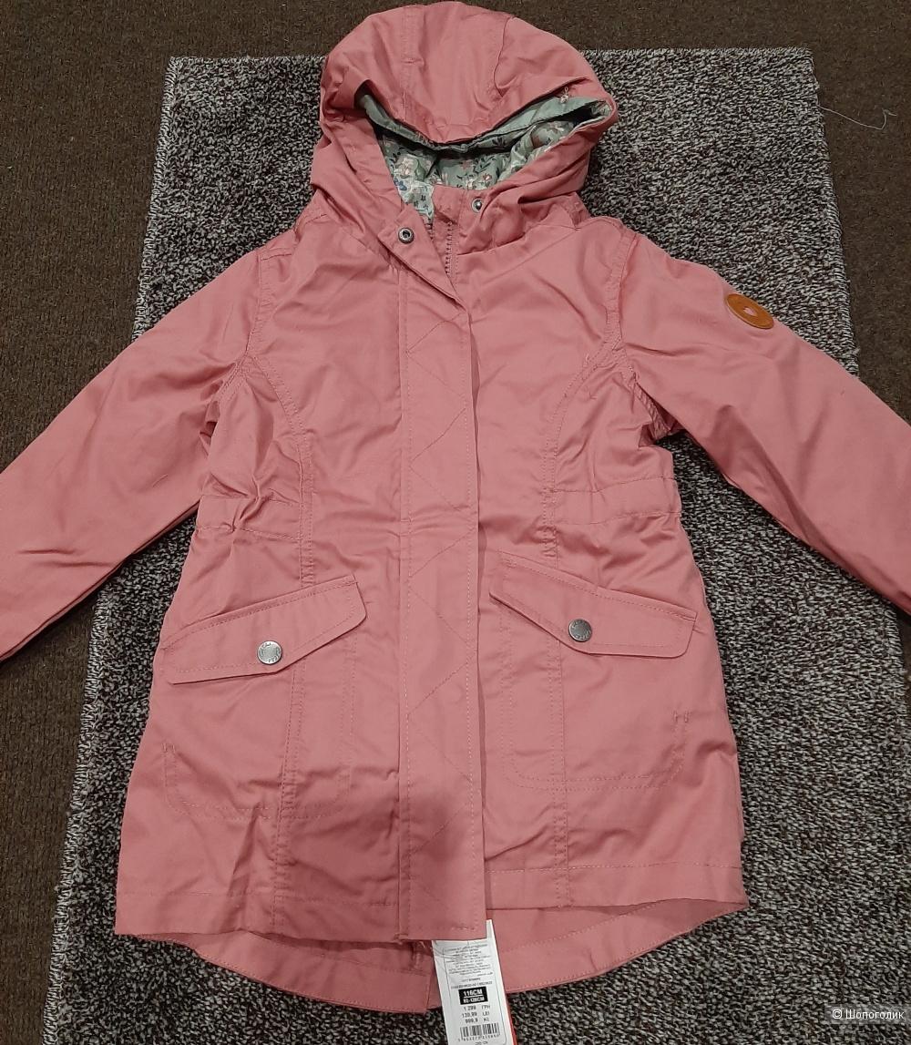 Парка-куртка 3в1  116размер