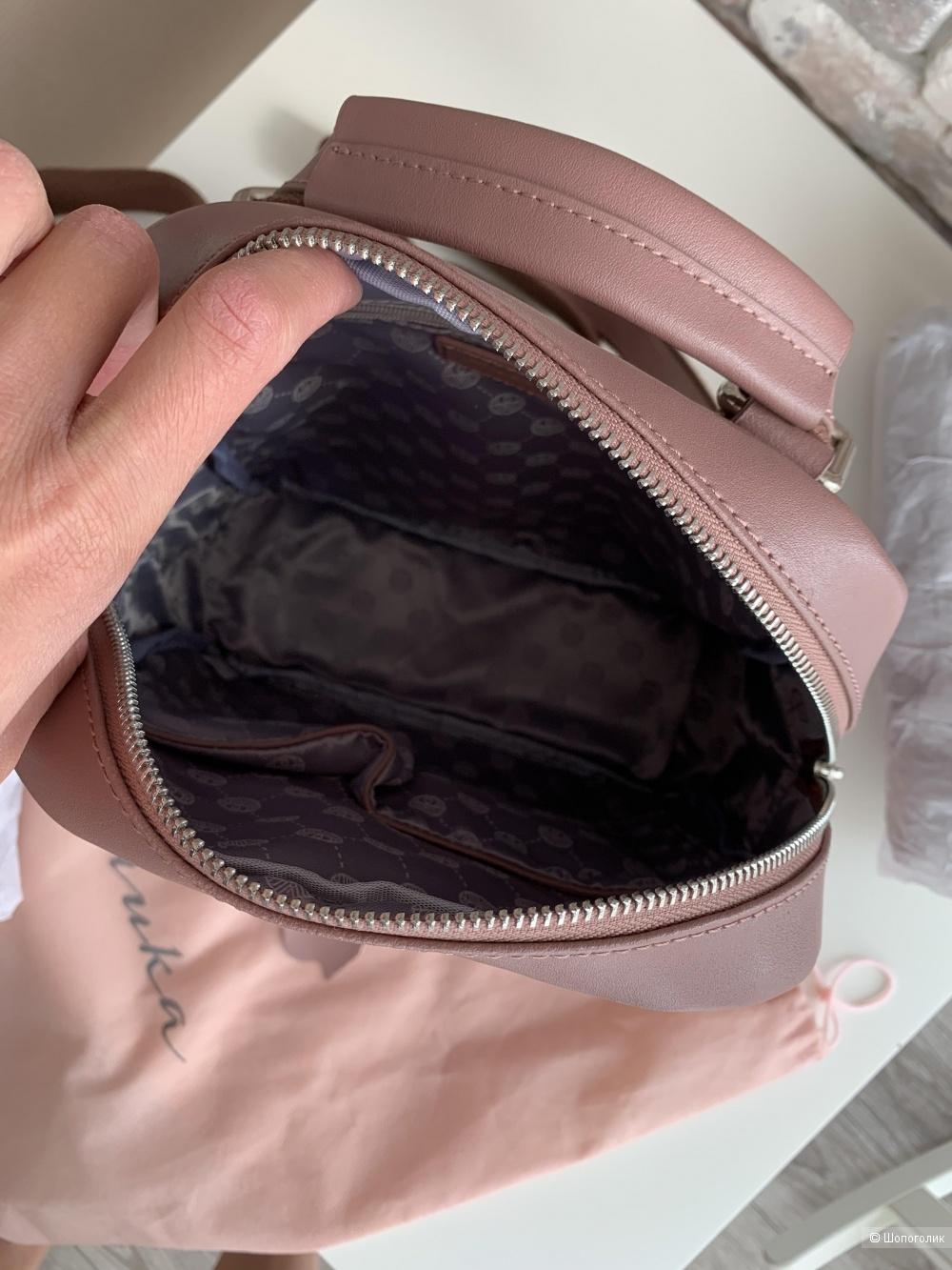 Сумка-рюкзак Эконика