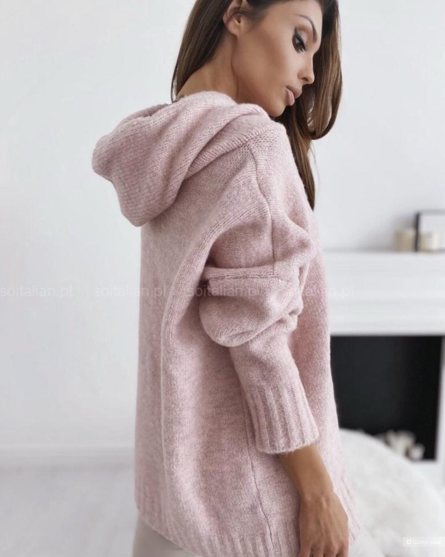 Худи свитер POLA , oversize