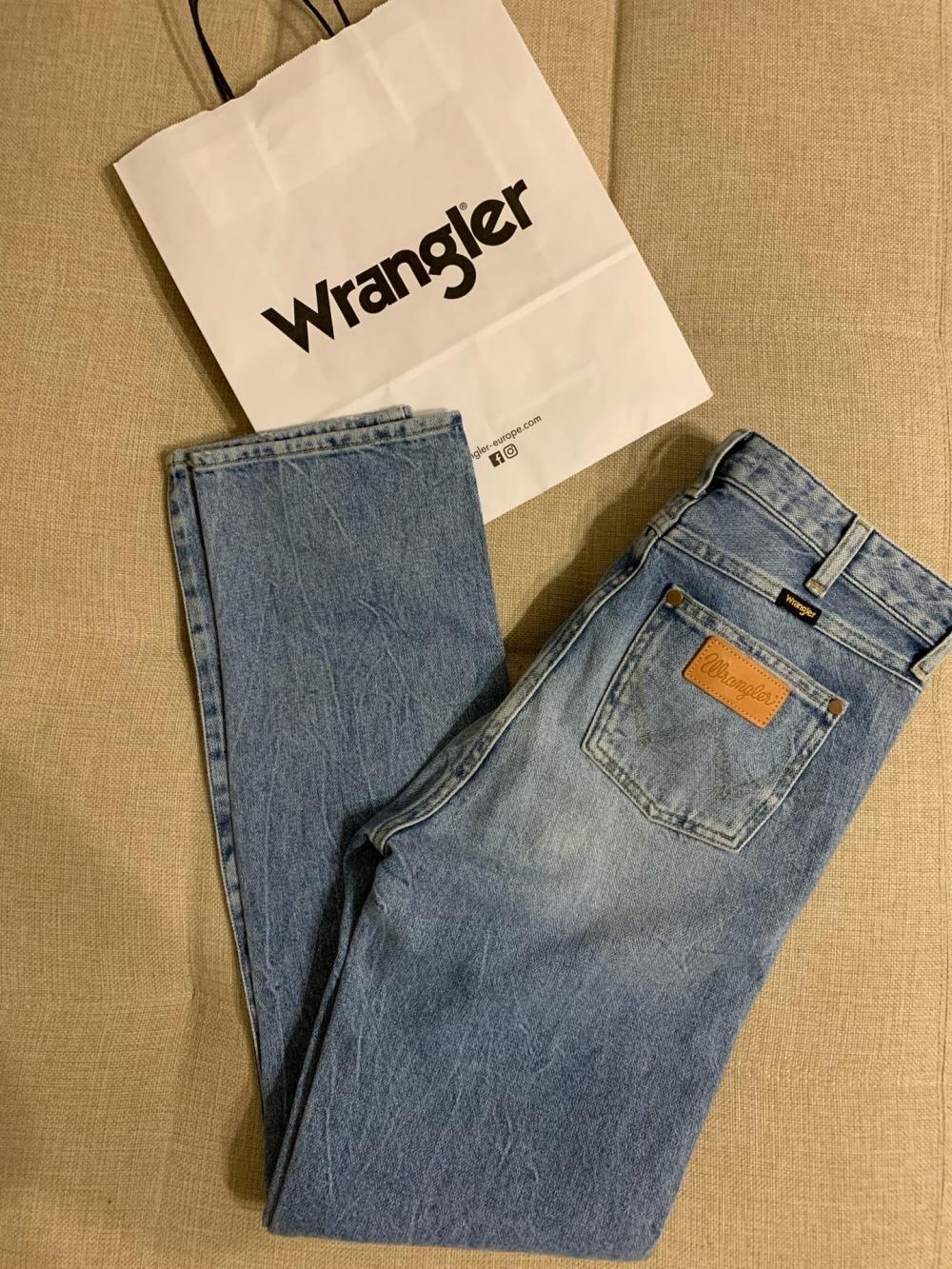 Джинсы LEE Wrangler, 25/32