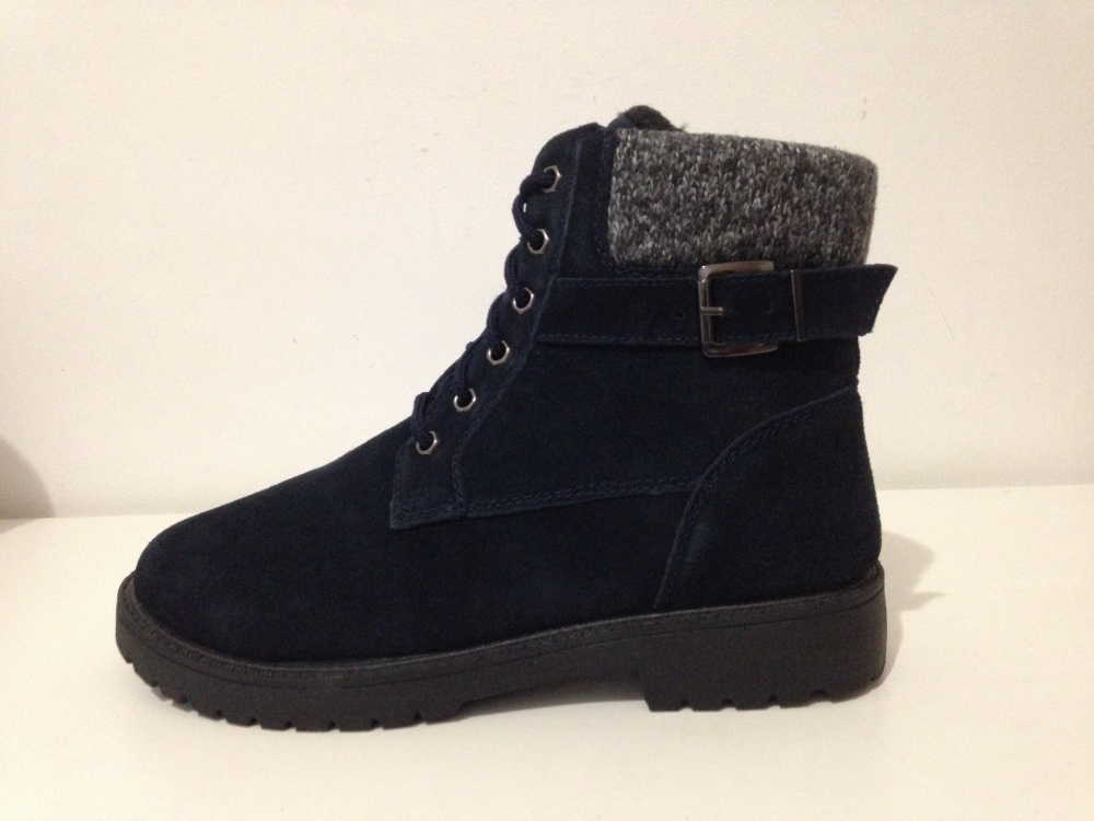 "Ботинки "" Alessia Nesca "", 39 размер"