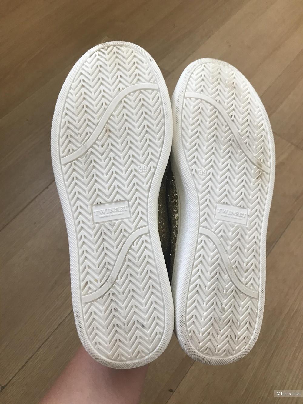 Кеды кроссовки Twin Set  размер 39