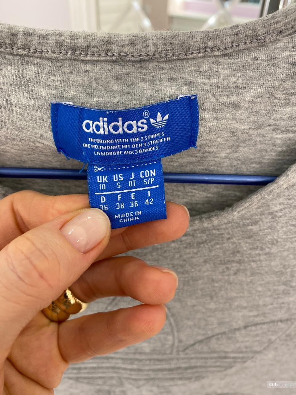 Футболка Adidas Original, размер s (42).