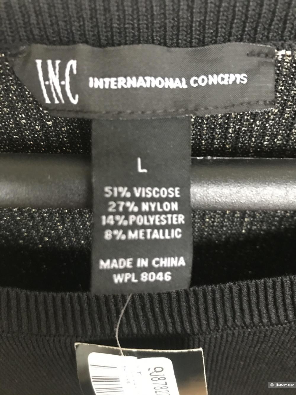 Джемпер International Concept размер S-XL
