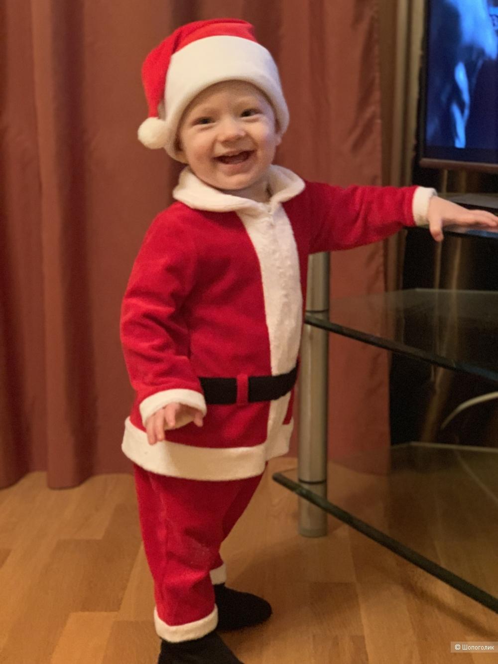 Новогодний костюм для малыша, 10-18 мес.