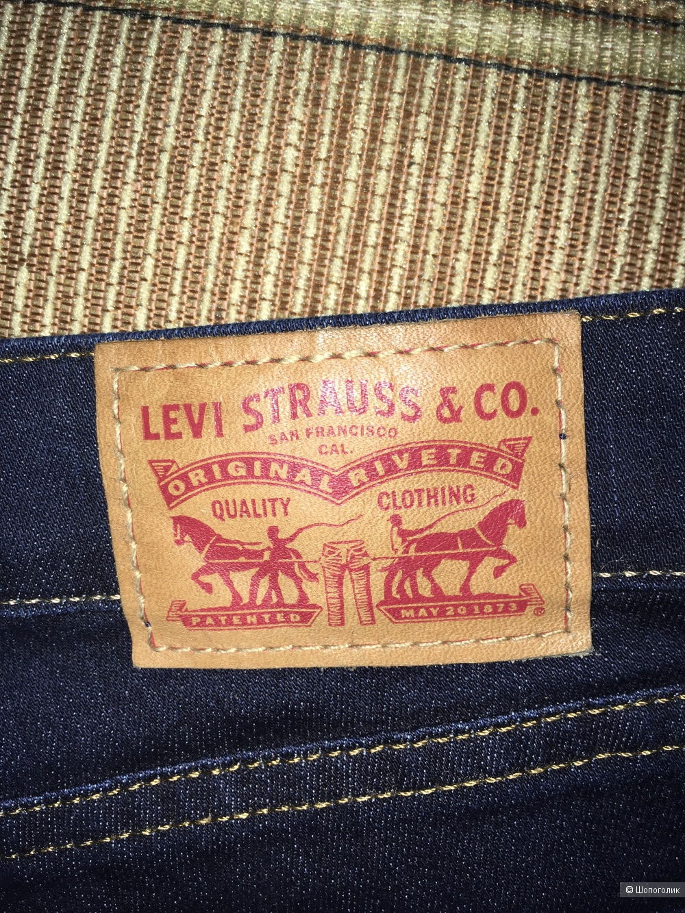Джинсы Levi's размер 29