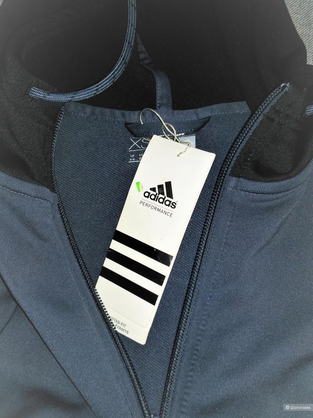 Adidas спортивный костюм р xs