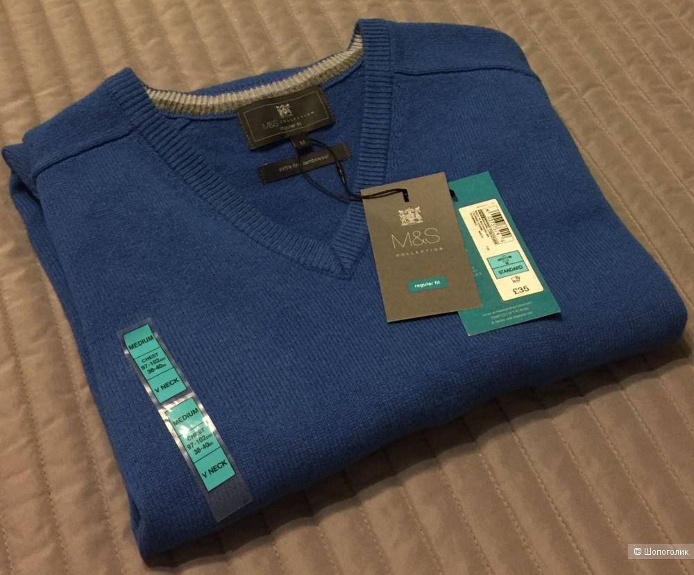 Пуловер Marks & Spencer, р.M-L