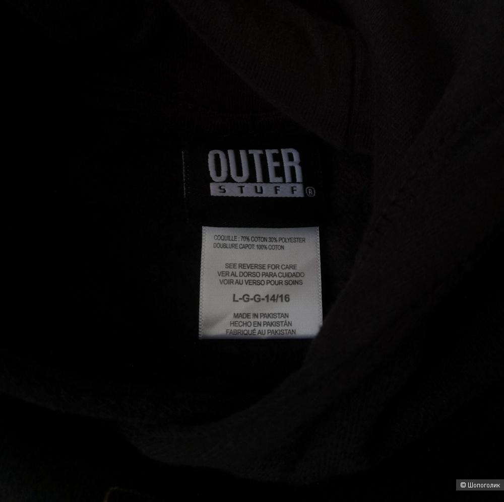 Худи Outer stuff, размер 44-46