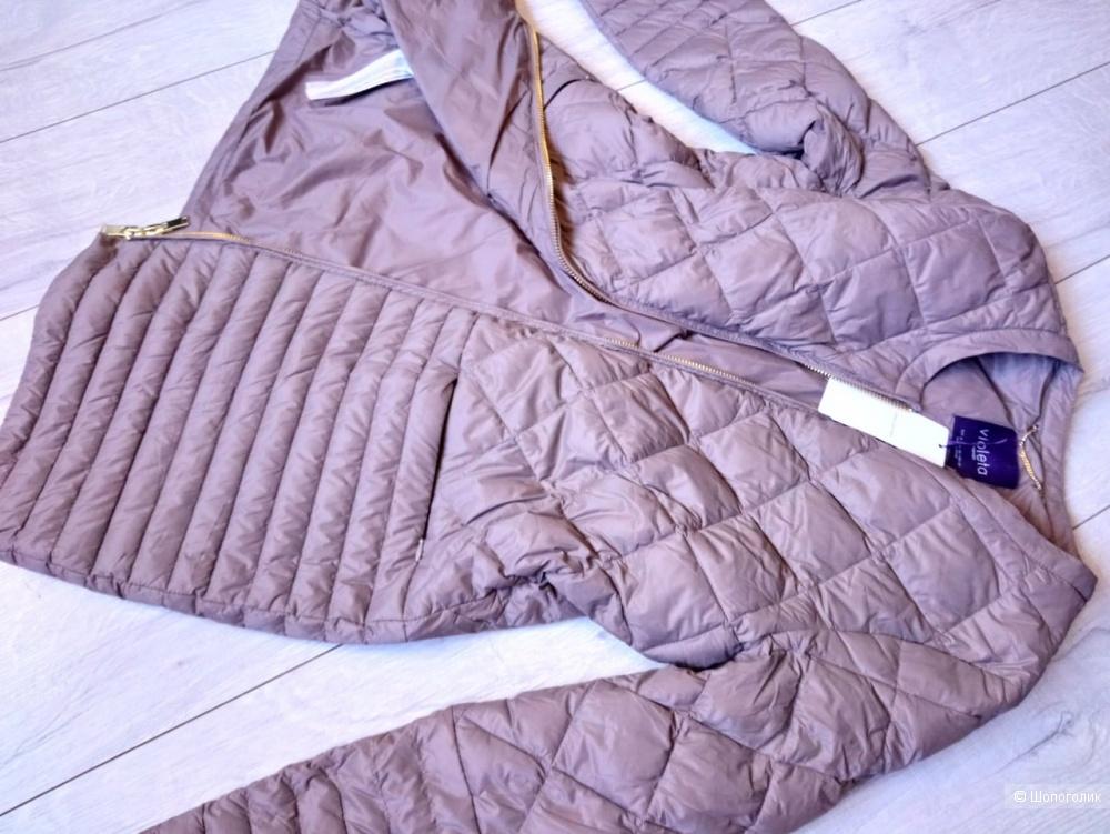 Пальто-пуховик mango, размер рос 48-50