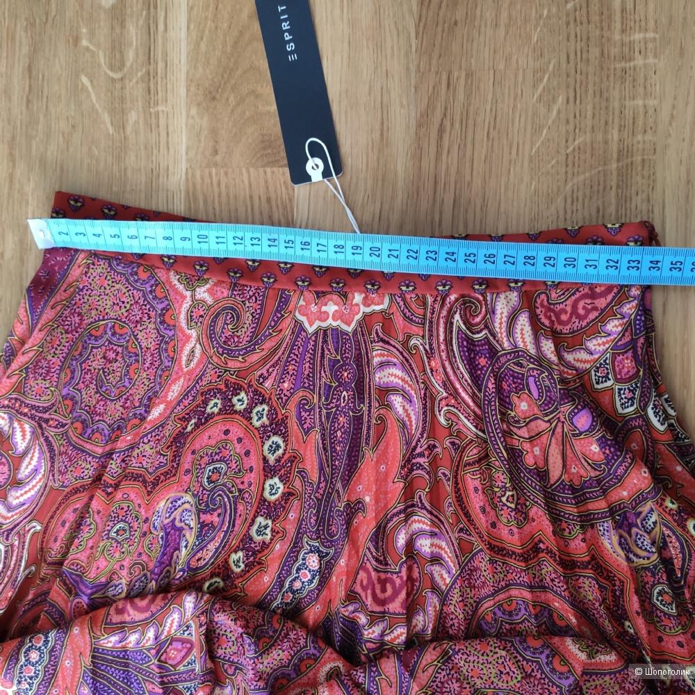 Плиссированная юбка Esprit, на 42-44р