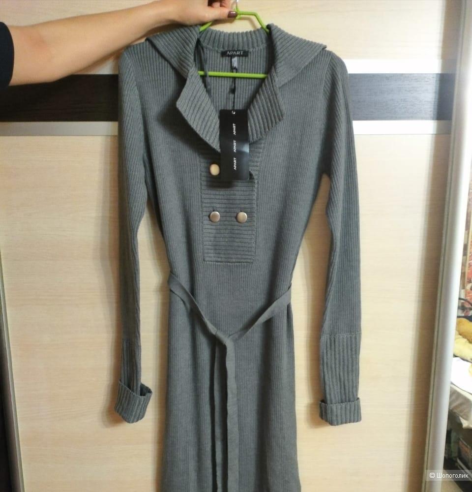 Новое тёплое платье APART, 46-48 размер