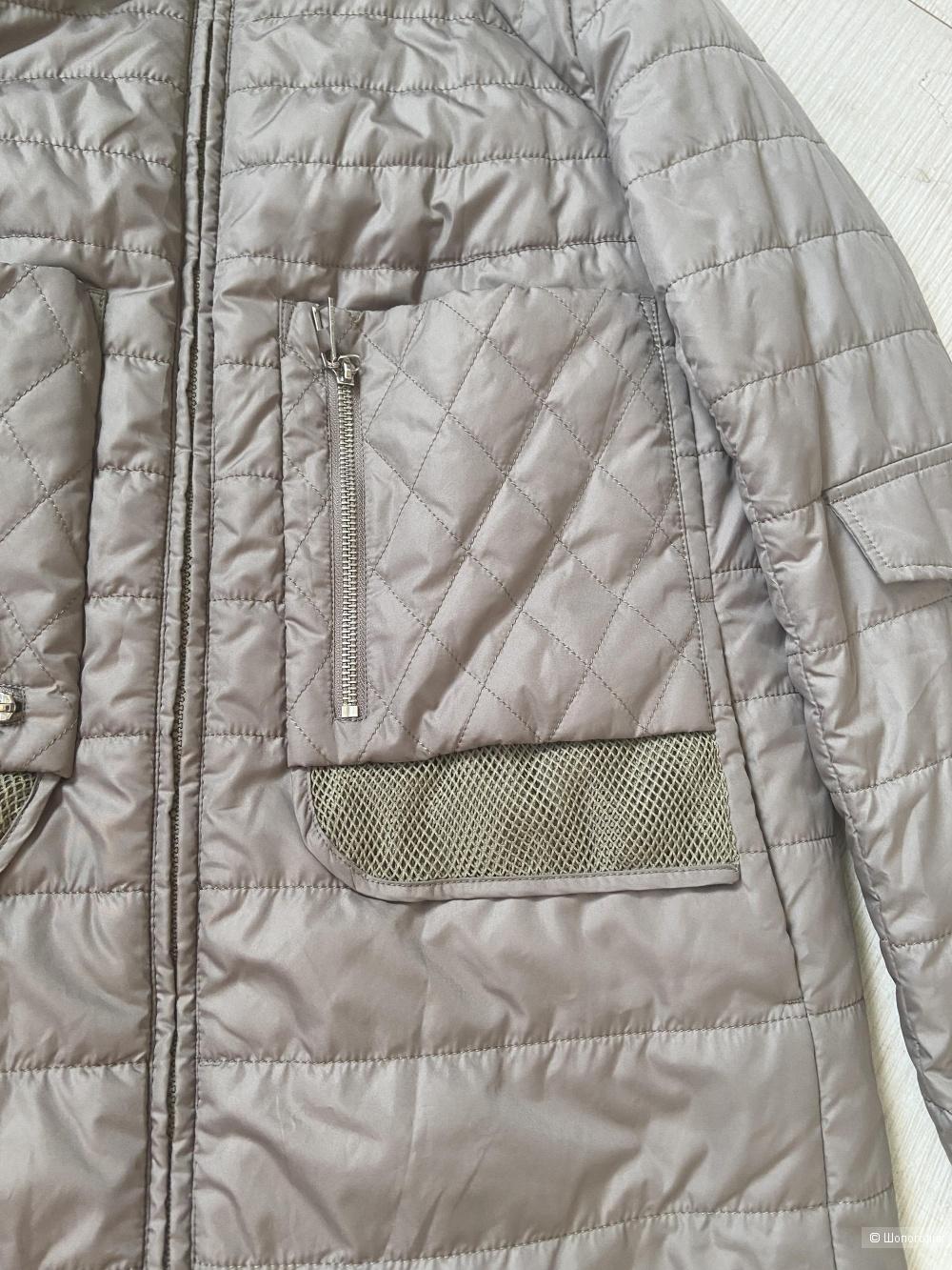 Куртка - пальто Clasna, размер 42-44