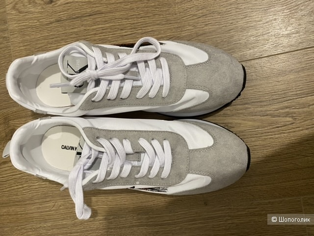 Кроссовки, Calvin Klein, размер 43