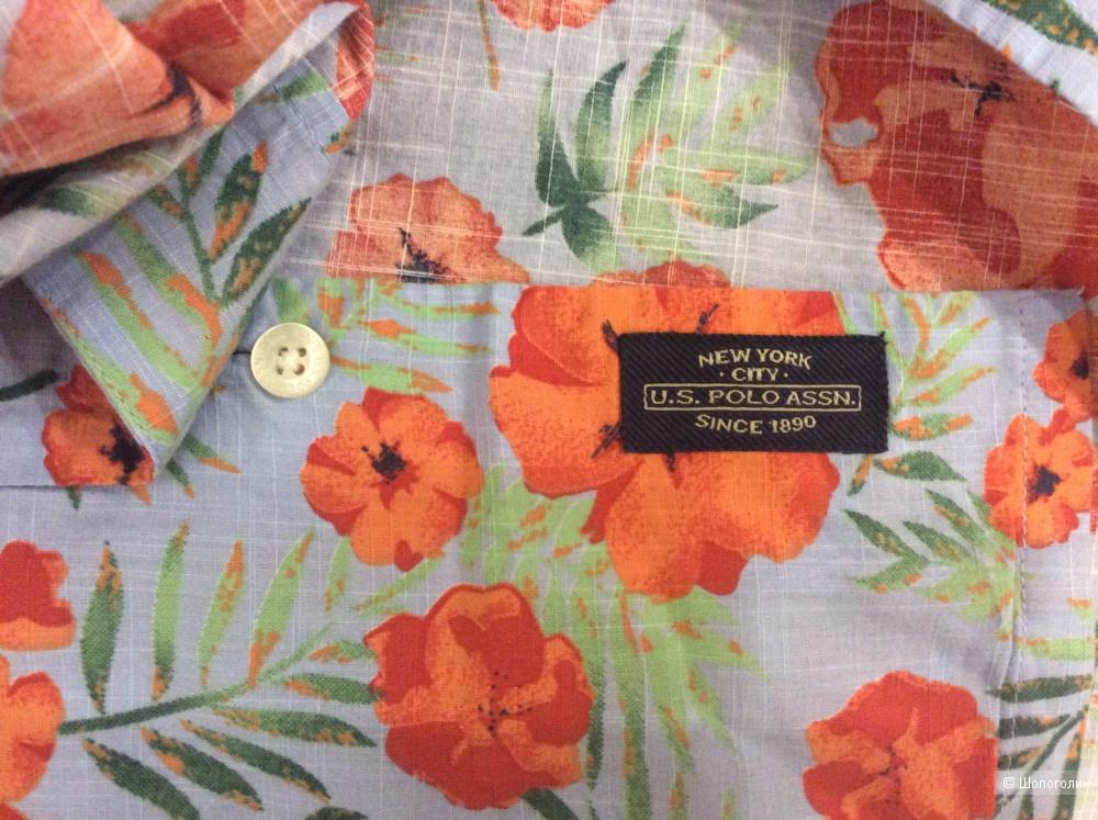 Рубашка US Polo Assn р.L (50-52)
