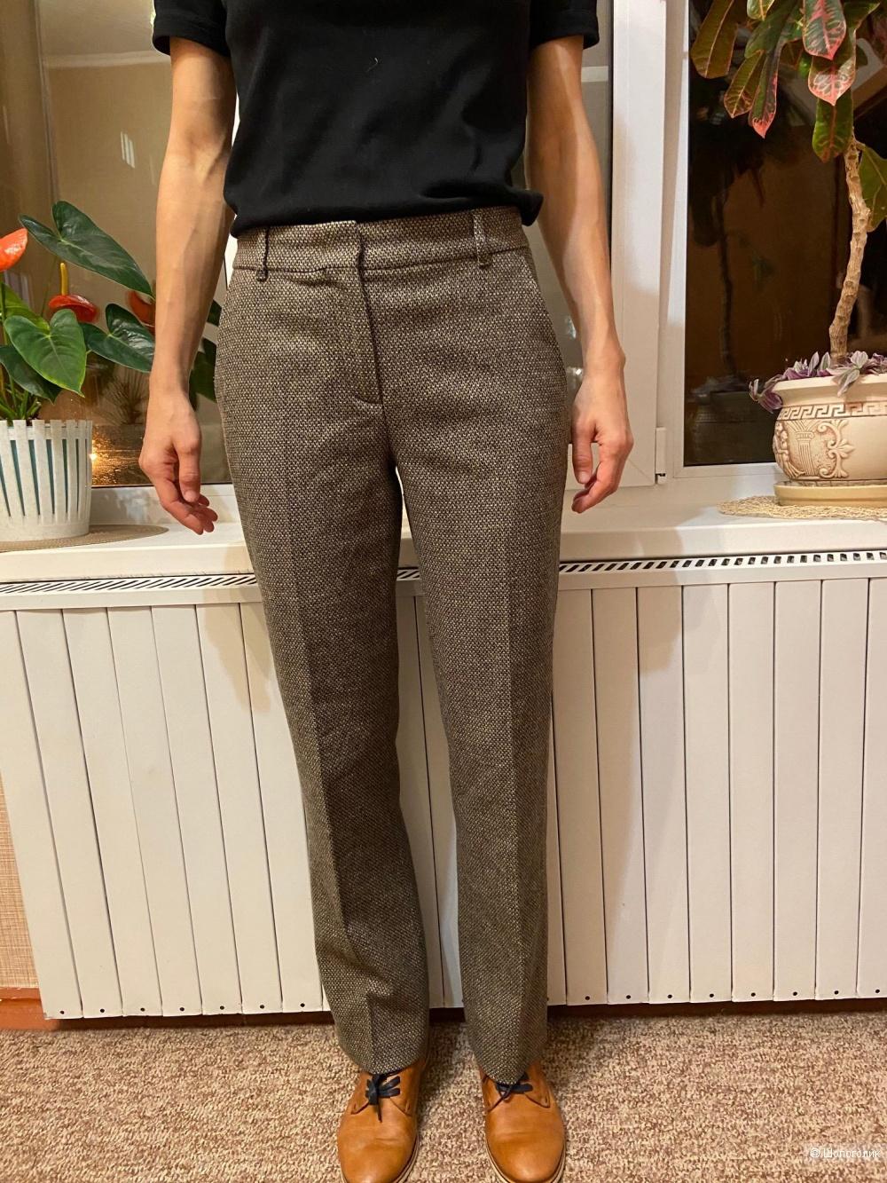 Max Mara Studio брюки шерсть XS (40-42)