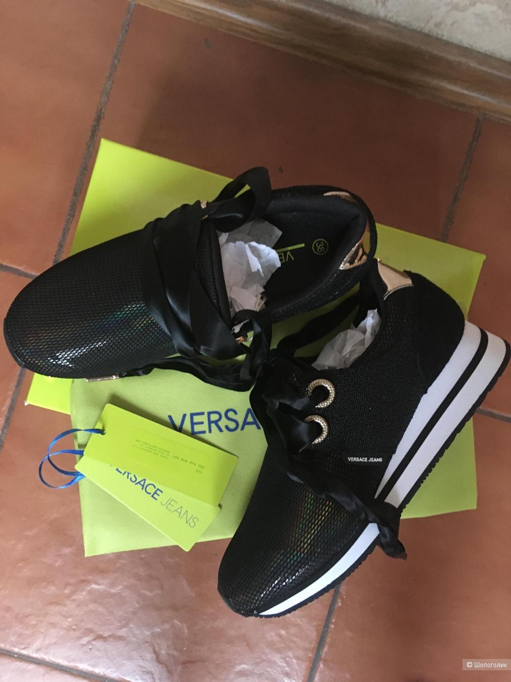 Кроссовки Versace Jeans, 37 размер