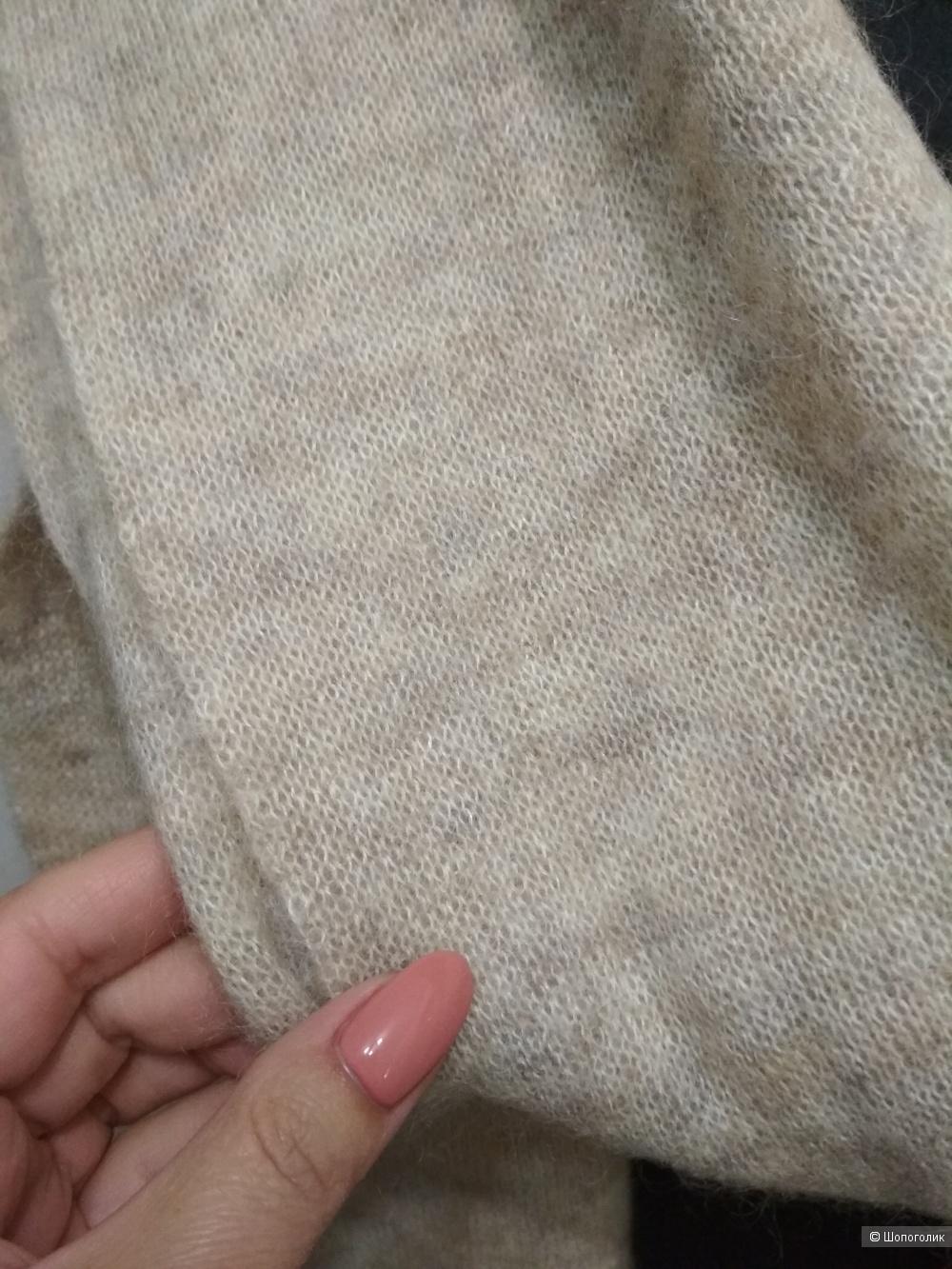 Шерстяной шарф Vincenti (Италия), 320 на 30.